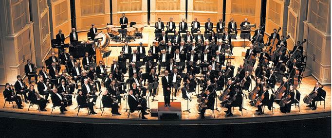 Cincinnati Symphony Orchestra davert in Elisabethzaal, deSingel zindert na