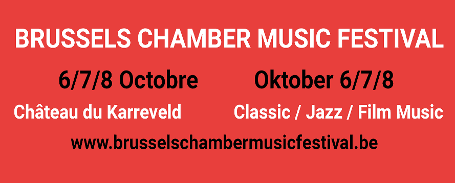 Brussels Chamber Music Festival, editie 2017