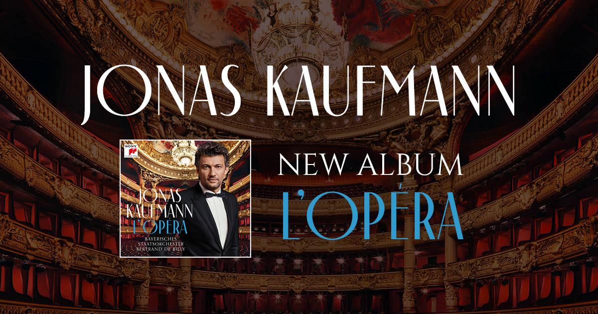 L'Opéra, een bijou in de Kaufmann-discografie