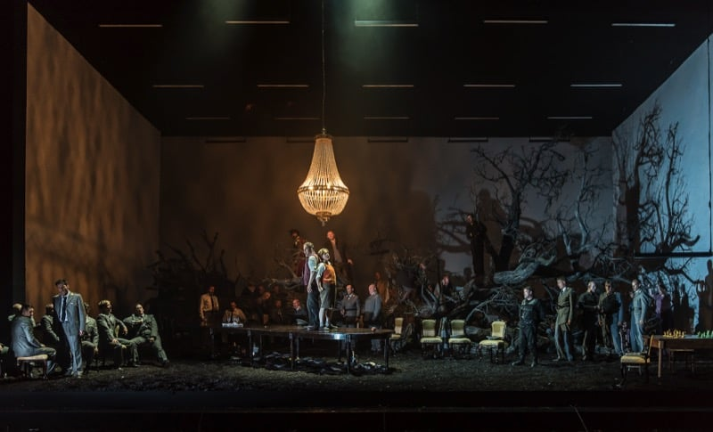 Guillaume Tell: Rossini's Grand Opéra in brutale regie