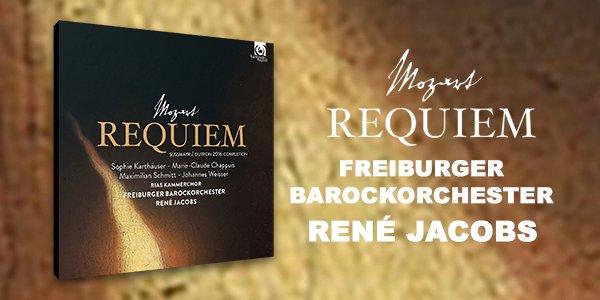 """Mozarts onvoltooide Requiem in versie """"Süssmayr Remade 2016"""""""