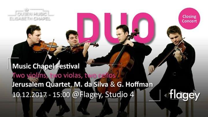 Met Jerusalem Quartet naar Dvořáks droomwereld
