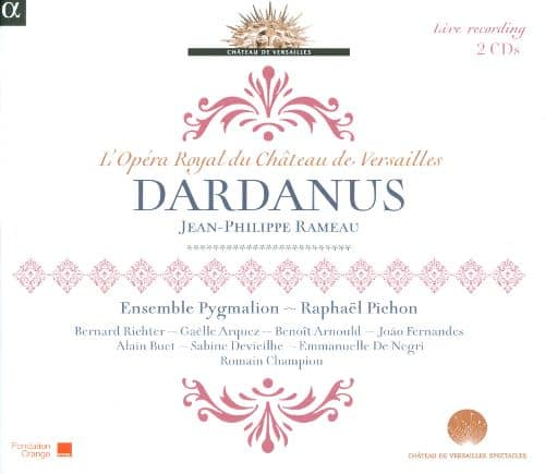 Dardanus: du kitsch noble