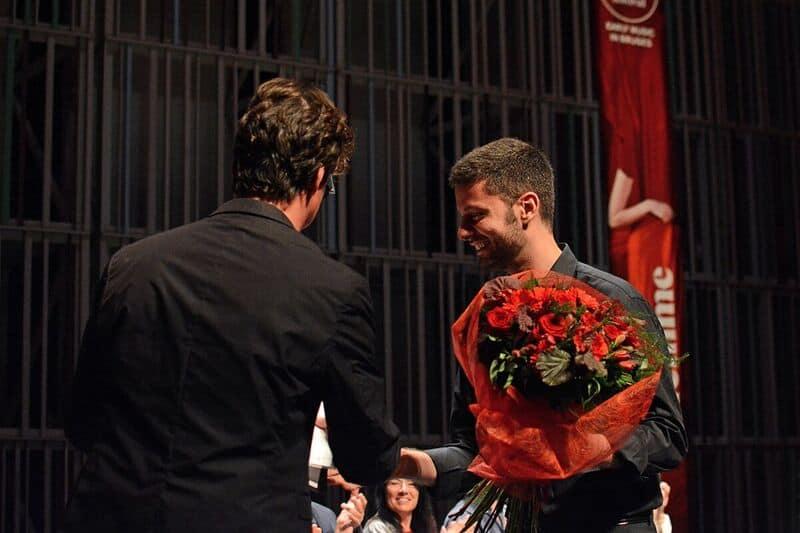Andrea Buccarella wint Internationale Wedstrijd Musica Antiqua Brugge