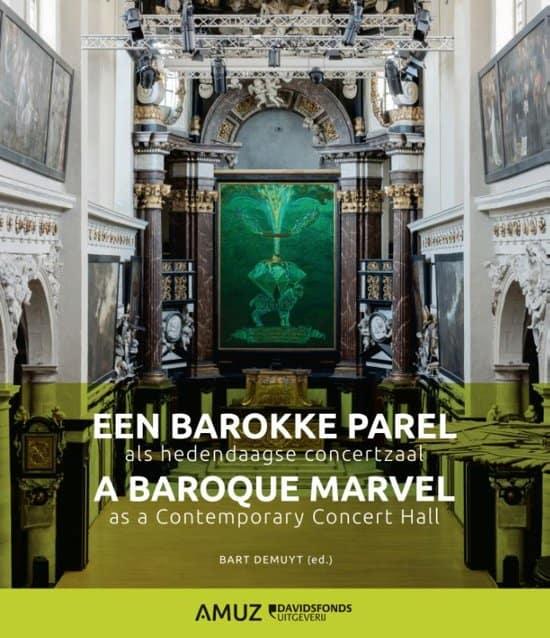 Sint Augustinuskerk en Antwerps Muziekcentrum Amuz te boek gesteld