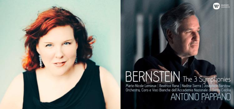 Bernstein met hart en ziel