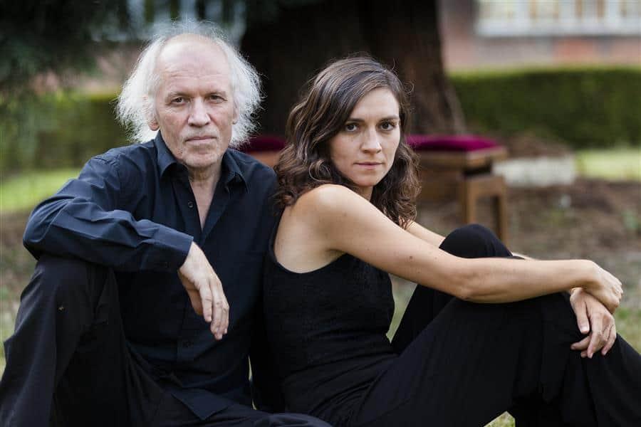 Jan Vermeulen en Veerle Peeters ronden opnames Schubert 4 handen af
