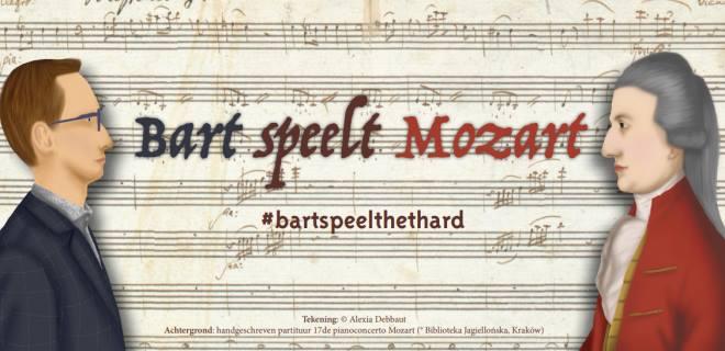 Dankzij Thomas Vanderveken speelde hij Mozart…