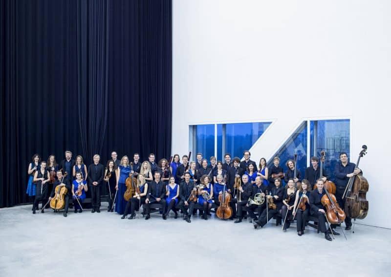 Oud en nieuw bij Le Concert Olympique: Beethoven en D'hoe
