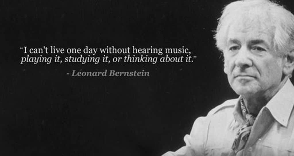 100 jaar Leonard Bernstein en de Amerikaanse Kunstmuziek gevierd in Leuven