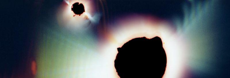 Kosmisch concert vol klanken van botsende zwarte gaten