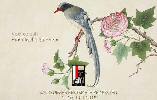 Voci celesti op Salzburger Festspiele Pfingsten 2019