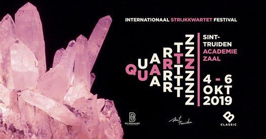 Truiense Academiezaal decor voor nieuw strijkkwartetfestival Quartz
