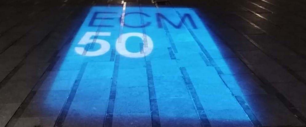 Flagey vierde 50 jaar ECM én stichter Manfred Eicher