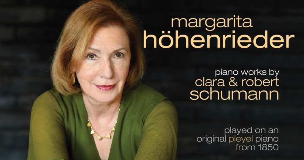 Meet the Schumanns! Met Margarita Höhenrieder in tijdmachine